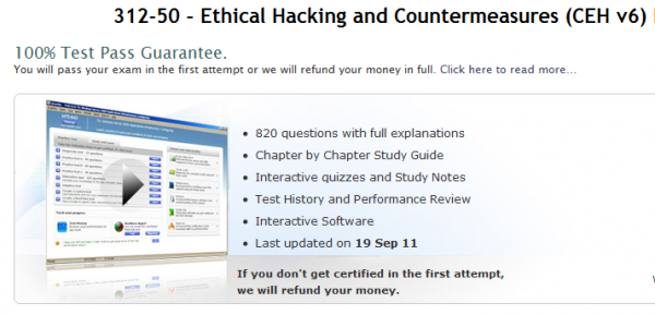 hacking and countermeasures controls The ethical hacking and countermeasures course prepares candidates for the ceh exam offered by ec-council acquiring a certified ethical hacking certification means the candidate has a minimum baseline knowledge of security threats, risks and countermeasures.